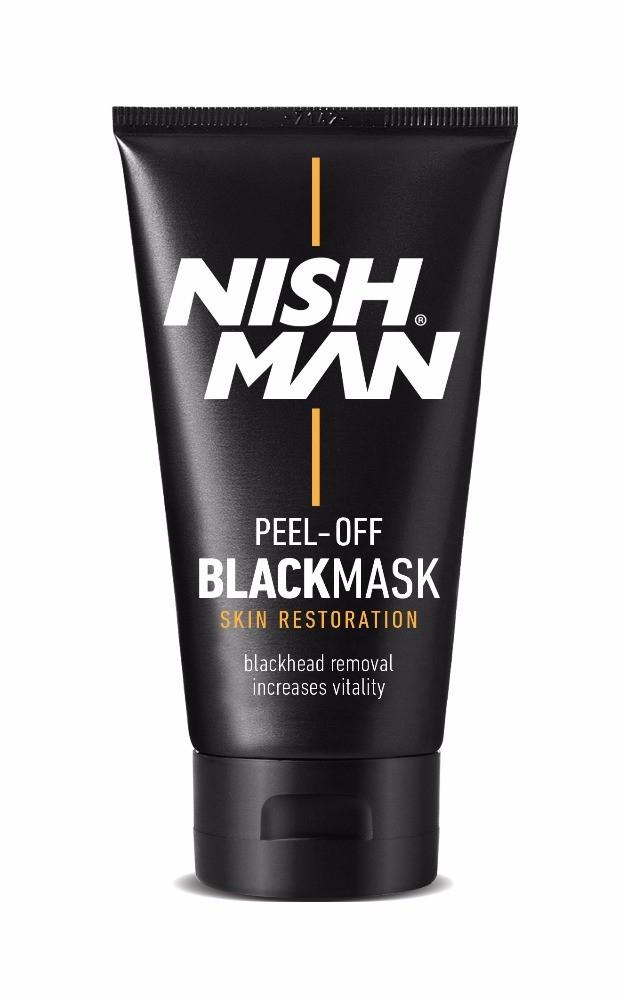 c34921a8a4ff NISHMAN Peel Off blackmask masque noir anti point noir 150 ml. Voir les  Images détaillées (2)