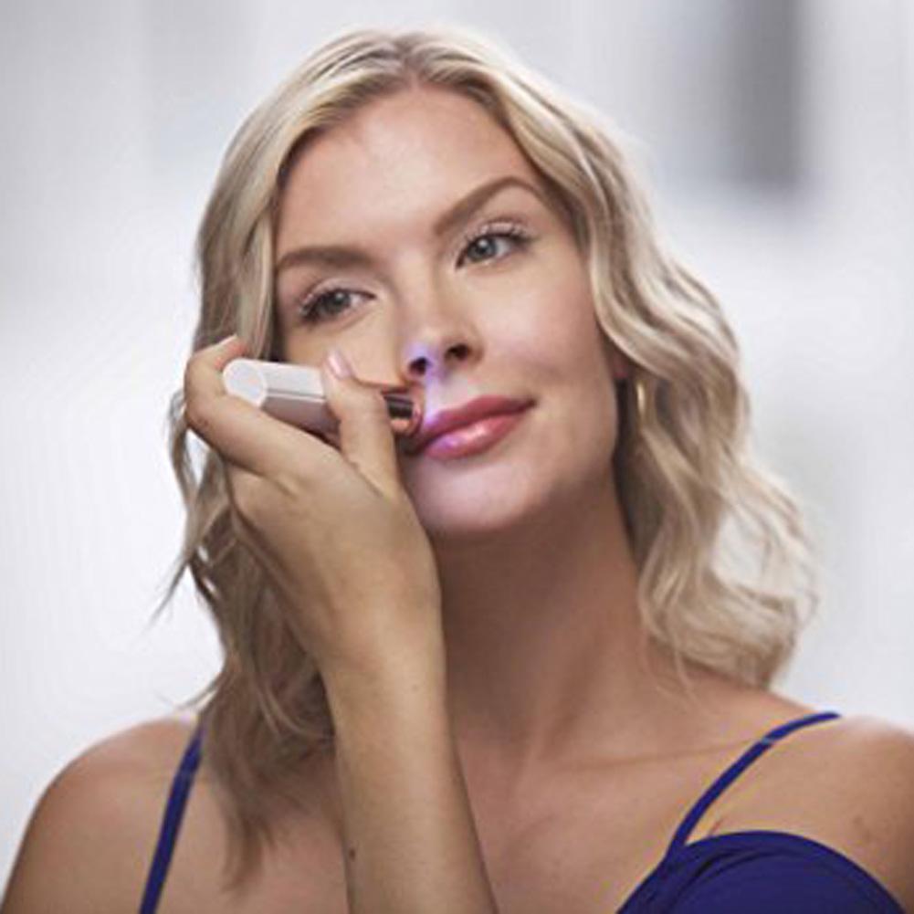 finishing touch flawless pilateur visage indolore pour femme parapharmacie au maroc. Black Bedroom Furniture Sets. Home Design Ideas
