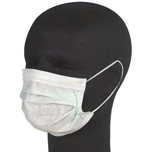 Masque de Protection Hygiénique Jetable - 50 unités