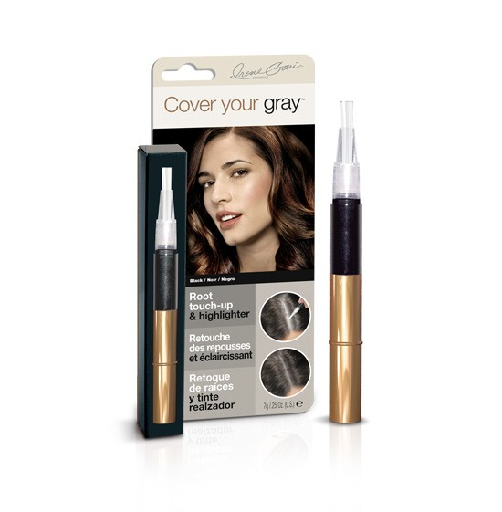 Cover Your Gray Root Touch-UP & Highlighter  -  Pinceau Colorant Spécial Racines 7g