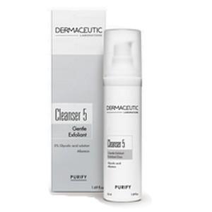 Dermaceutic cleanser 5 Lait nettoyant peeling 5% d'acide glycolique