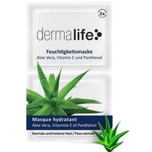 Dermalife Masque Hydratant (Aloe Vera, Vitamine E Panthéonl)