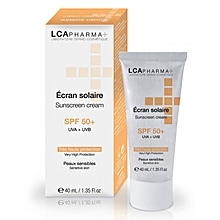 LCAPHARMA Ecran Solaire Invisible spf50+ 40ml