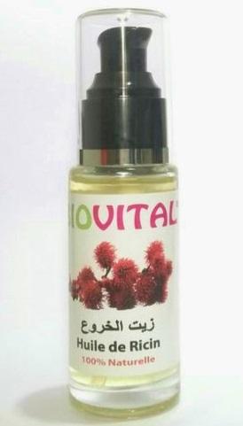 Biovital Huile de Ricin (50 ml)