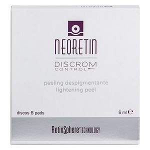 Neoretin® Discrom Control Peeling Despigmentante Concentré 6 Pads (6ml)