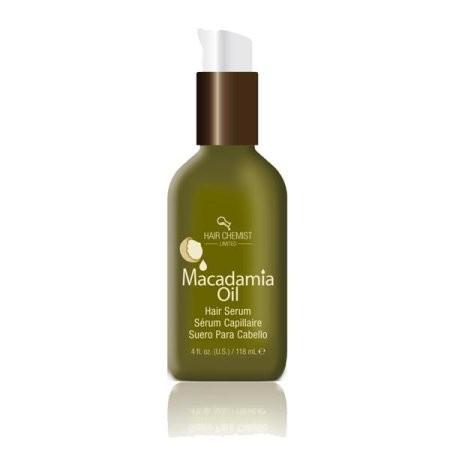 Hair Chemist Macadamia Oil Hair Sérum - Sérum Capillaire 118 ml