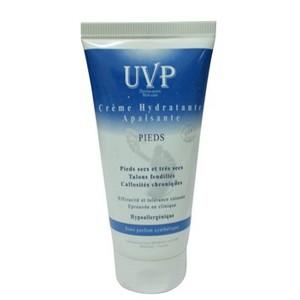 UVP Crème Hydratante Apaisante Pied 50ML Peaux Sensibles et Sèches