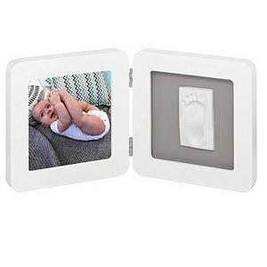 Baby art Cadre photo et empreinte bébé