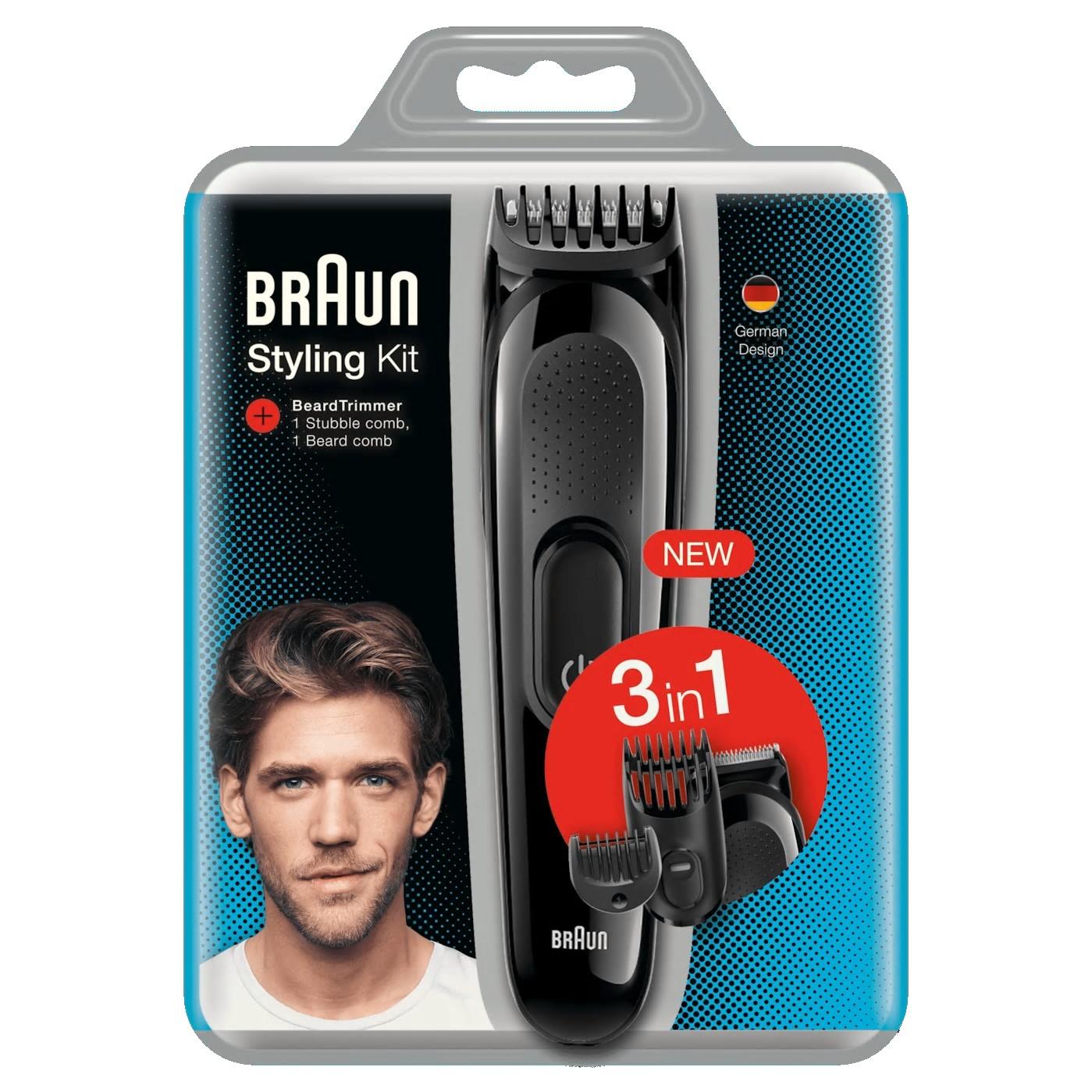 Braun  kit tondeuse multifonction SK2000