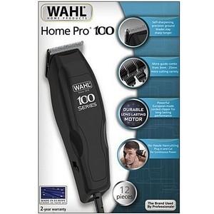 Wahl Home Pro 100 Tondeuse Originale Classic Professionnelle sur secteur Moteur à Haute Puissance