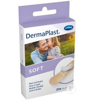 Hartmann DermaPlast Soft 19x72mm Pièces 20