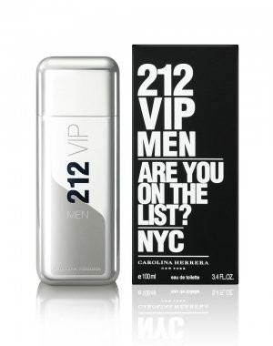 Carolina Herrera 212 VIP men Eau de toilette homme 100 ml