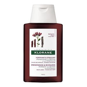 Klorane Shampooing à la quinine et aux vitamines B 100ml
