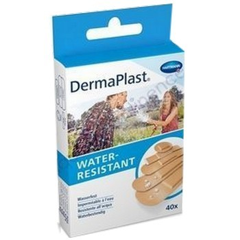 Hartmann DermaPlast Water Resistant 5 Tailles 40 Pièces