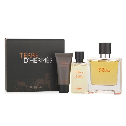 Coffret Hermes Terre D'Hermès Eau de Parfum Vaporisateur 75ml