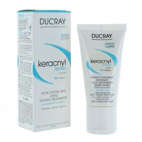 DUCRAY Keracnyl Repair Peaux à Tendance Acnéique 50ML