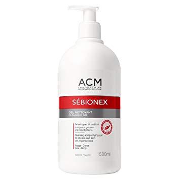 ACM Sébionex Gel nettoyant (500 ml)