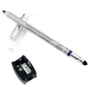 DIOR eyeliner Waterproof, Crayon longue tenue 1,2g (Noir Trinidad)