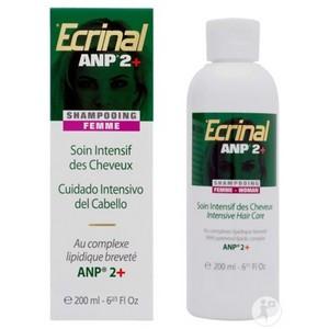 Ecrinal ANP2+ Shampooing Soin Intensif des Cheveux - Femme  400 ml