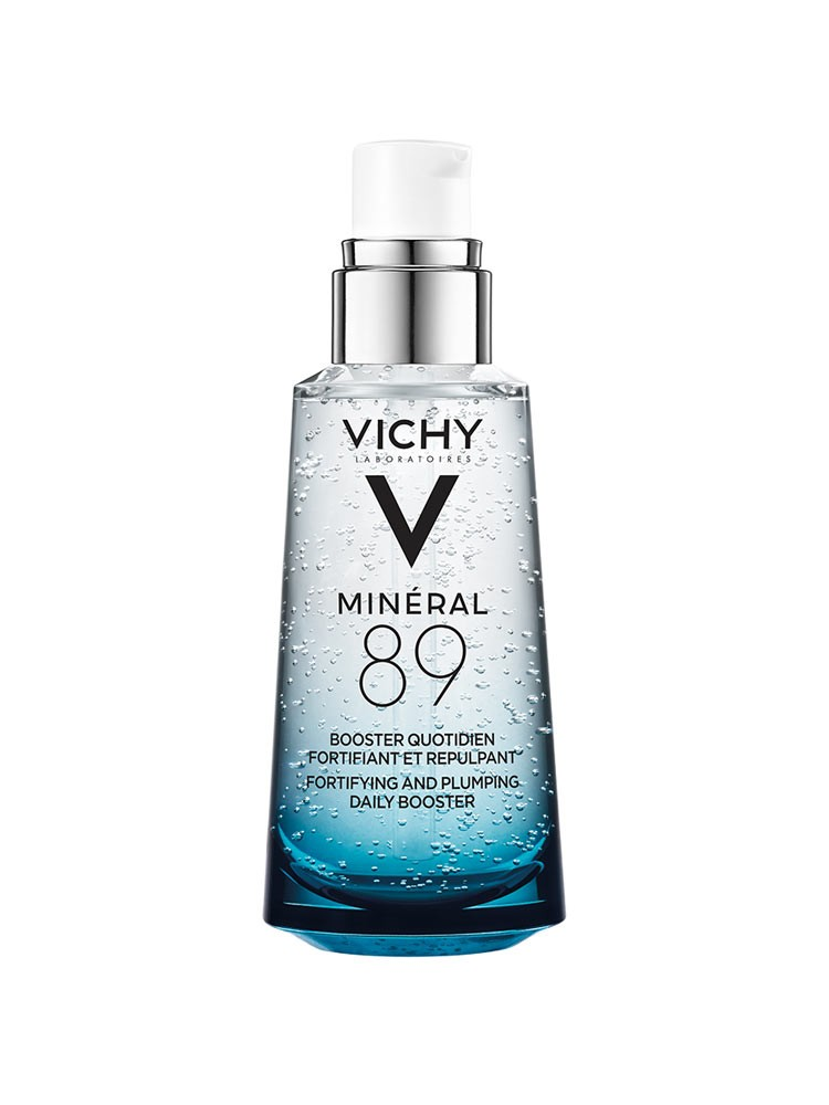 VICHY MINÉRAL 89 BOOSTER QUOTIDIEN FORTIFIANT ET REPEUPLANT 50ml