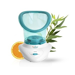 Puressentiel Diffuseur de vapeur inhalateur & hammam facial