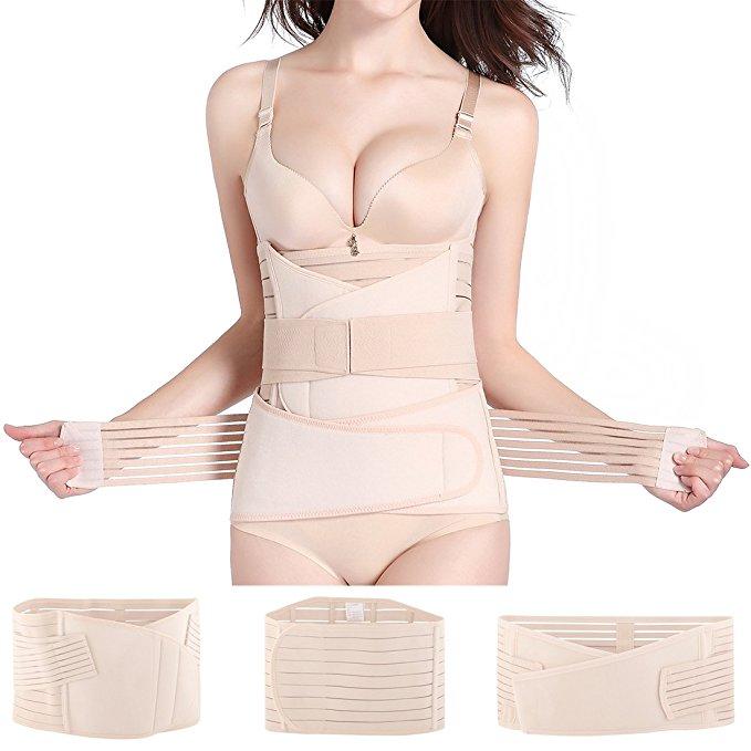 Sibote La ceinture Abdominale Postpartum Belt St-1131