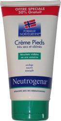 Neutrogena Crème Pieds Secs et Abimés (50 ml)