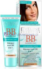 Eveline BB Cream 8 en 1 pour Peaux Grasses à Mixtes Teint Medium 40 ml