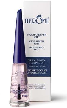 Vernis Durcisseur DOUX pour Ongles Herôme 10 ml