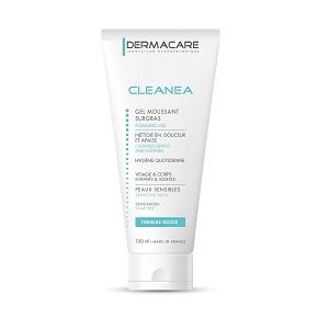 Dermacare cleanea Gel moussant surgras 200 ml