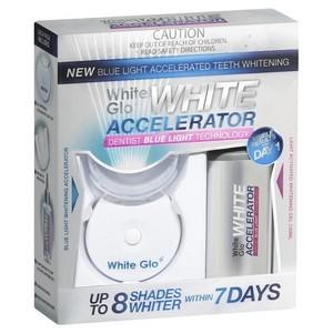 White Glo - White Accelerator Système de Blanchiment des Dents