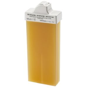 Cartouche de cire tiède à épiler miel 100 ML MADE IN ITALY