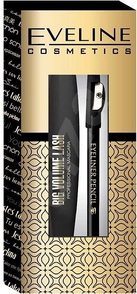 Pack Eveline Cosmetics ( Mascara Big Volume Lash, Crayon Noir)