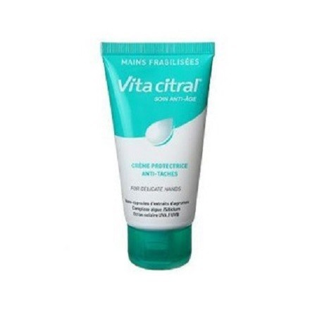 Vita Citral Crème Protectrice Mains Anti-Age 75 ml