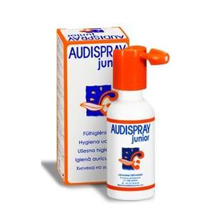 AUDISPRAY Junior hygiène de l'oreille enfants 25ml