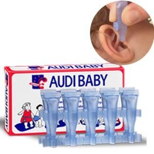 AUDIBABY hygiène de l'oreille pour bébé 10 x1ml