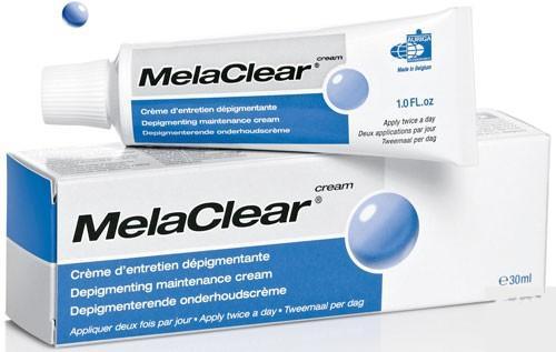 Melaclear Crème Entretien Depigmentante Tube 30ml