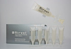 Nirvel Placenta Vegetal fresh effect 10 Ampoules x 10 ml