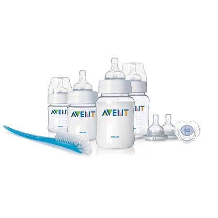 Avent Pack Biberons pour Nouveau Né SANS BPA SCD271/6