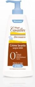 Rogé Cavaillés Dermazero Crème lavante bébé cheveux & corps - 500ml