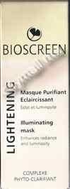BIOSCREEN MASQUE PURIFIANT ECLAIRCISSANT (50 ml)