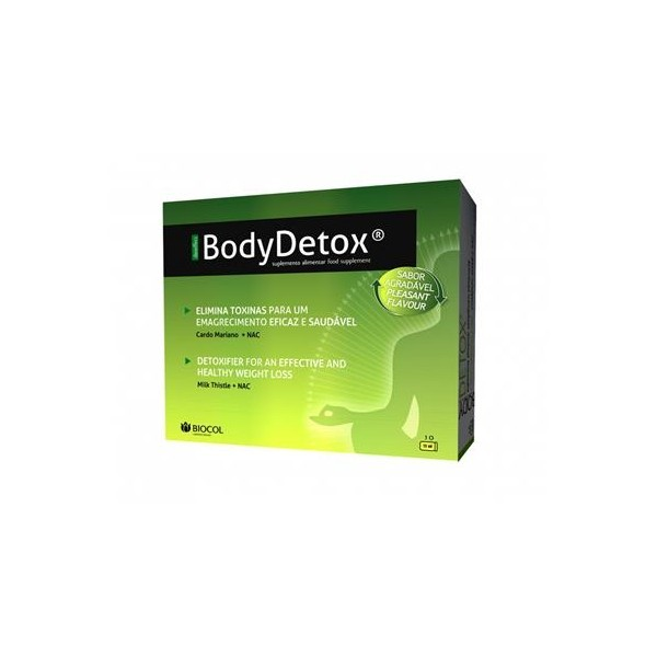 Biocol dieteffect Body Detox 10 monodoses