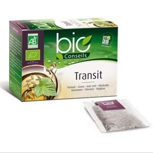 Bio Conseils Infusion transit Bio 20 sachets