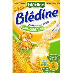 Blédine céréales pour bébés multi-céréales 250 g