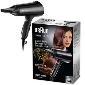 Braun Sèche-Cheveux Satin Hair 5 HD510 iontec garantie 2 ans