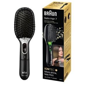 Offre spéciale Braun Brosse à cheveux Satin Hair7 brillance instantanée BR 710 garantie 2 ans