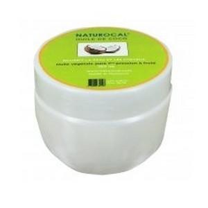 Naturocal Huile Végétale Coco pure - Pot 150 ml