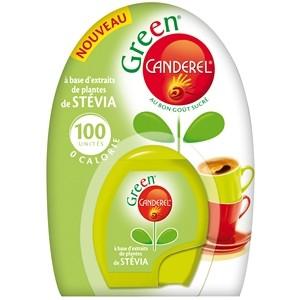 Canderel green stevia 100 cp
