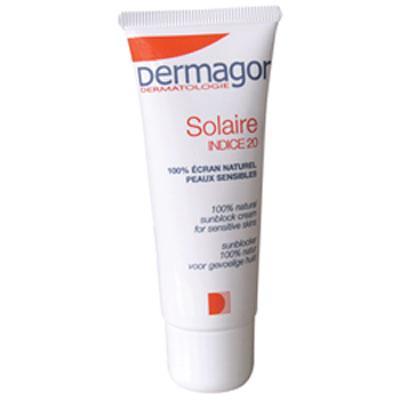 DERMAGOR CREME SOLAIRE Sunscreen Cream spf20