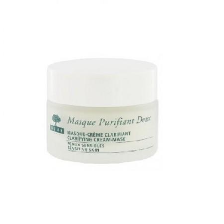 Nuxe Masque Purifiant Doux clarifiant aux pétales de rose (50 ml)